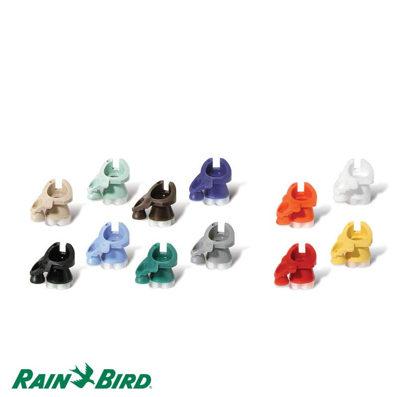 ASPERSOR ROTOR DE RIEGO RAIN BIRD 8005 RADIO 17.4 A 24.7 MTS