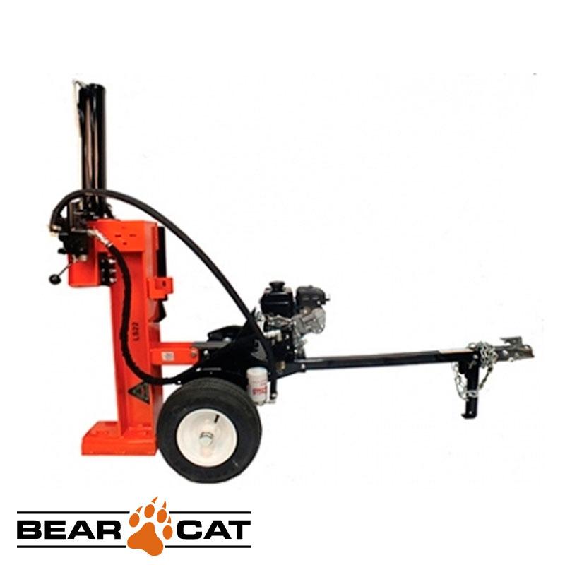 Astillador Rompedor Leña Troncos 106cc 4t Echo Bear Cat Ls22