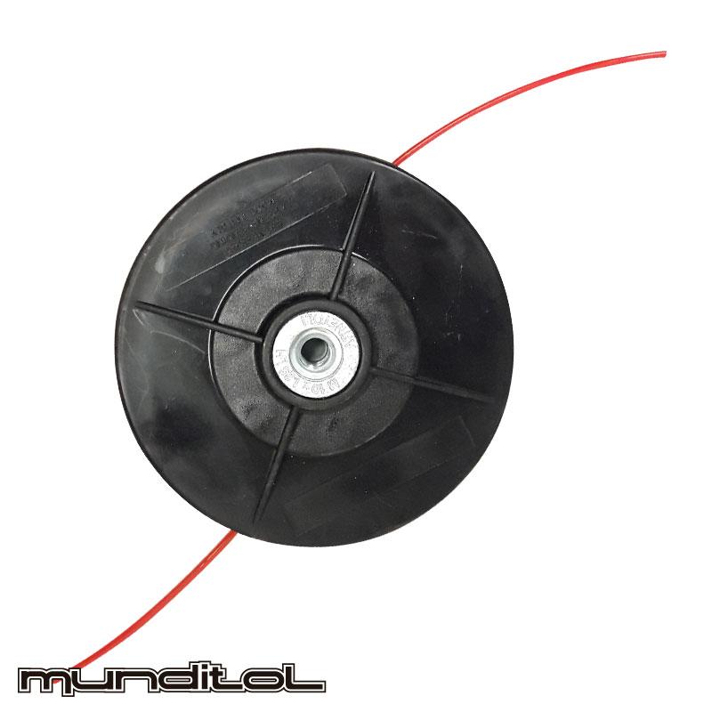Carretel Cabezal Para Tanza Manual Desmalezadora Motoguadaña