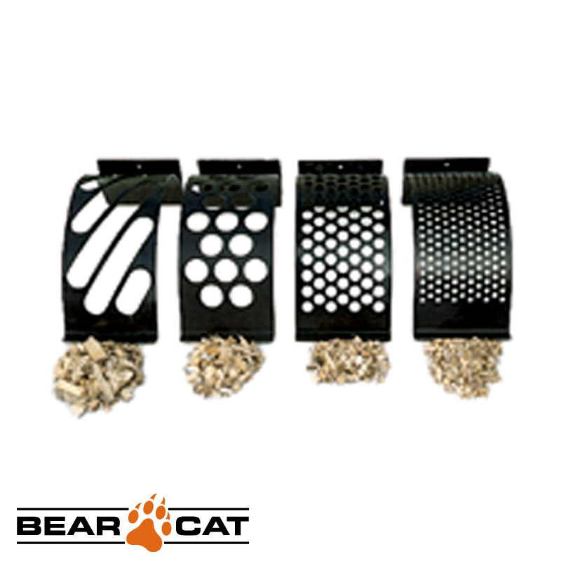 Chipeadora Trituradora 76mm 206cc 5,5hp Echo Bear Cat Sc3206
