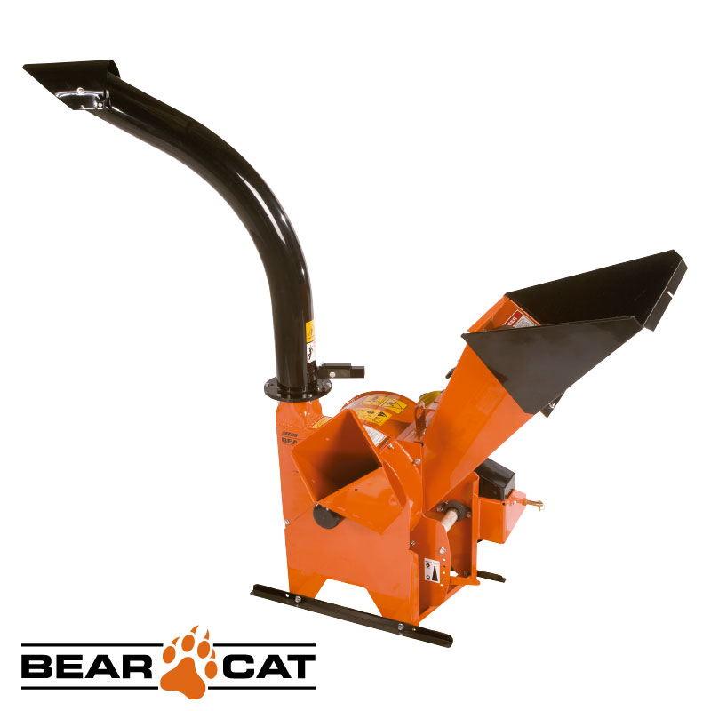 Chipeadora Trituradora 127mm 30-45hp Echo Bear Cat Sc5540b
