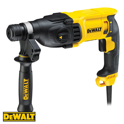 Rotomartillo sds plus 2.9J DeWalt 800w d25133k