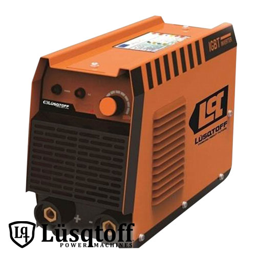 Soldadora Inverter Electrica Lusqtoff Eco 130 115amp 2.5mm