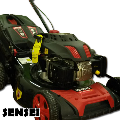 Cortadora de Césped a explosión Autopropulsada Trituradora 4.8 Hp 4T Sensei