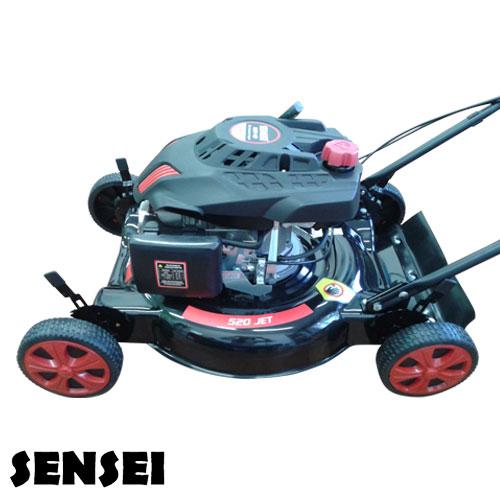 Cortadora de Césped a explosión Empuje 4.8 Hp 4T Sensei 520 JET