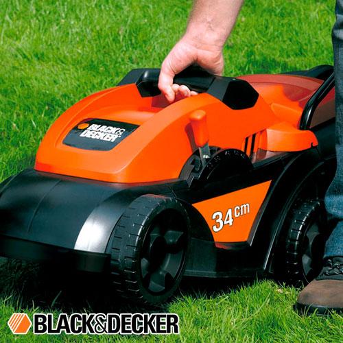 Cortadora de Césped Gr 3450 1200w Black & Decker