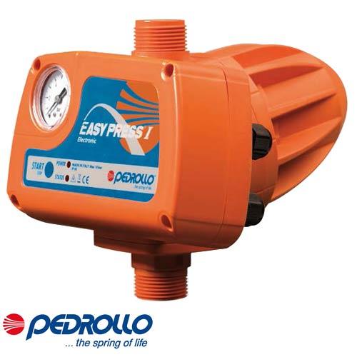Bomba presurizadora Pedrollo 3CPM 80c + Regulador electrónico Easypress I