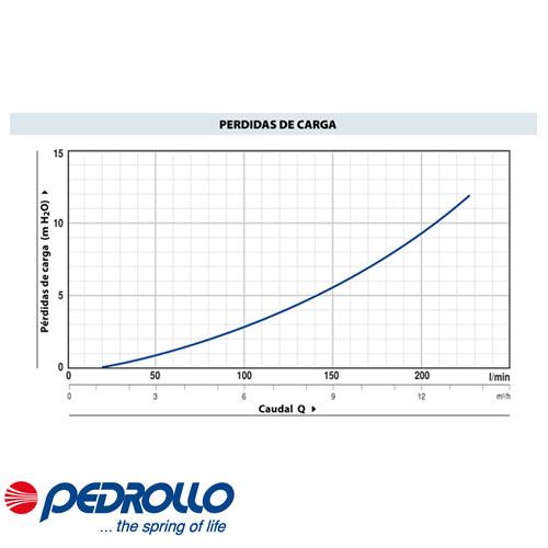 Regulador electrónico Easypress 1 Pedrollo 1HP