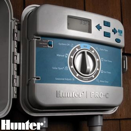 PROGRAMADOR DE ESTACIÓN HUNTER PRO-C PC:MÓDULOS EXPANDIBLES