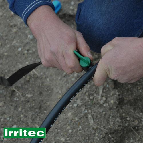 Kit De Riego Huerta Agricola Por Goteo 500m2 Irritec Irrigo