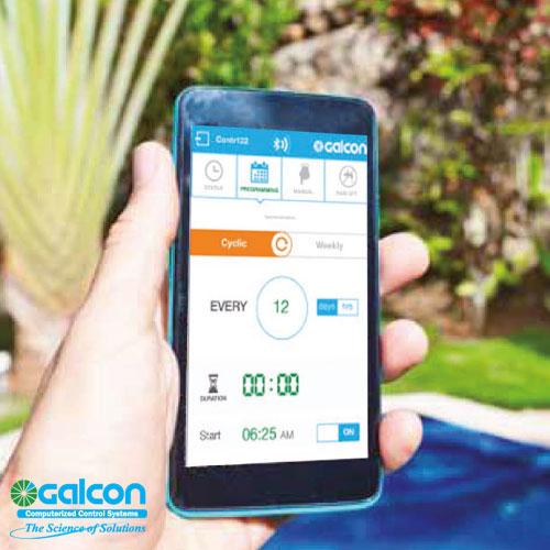Programador Bluetooth Riego Canilla Bateria 9v Galcon 9001bt