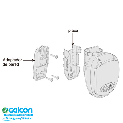 Programador De Riego Computarizado Galcon Para Valvulas 1'' 1 ZONA