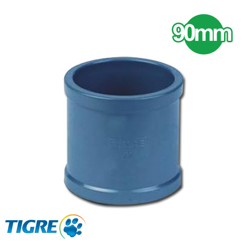 UNION PVC SOLDABLE 90mm