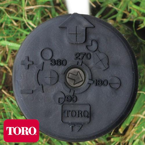 ASPERSOR ROTOR DE RIEGO TORO T7P-52 1